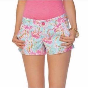 Lilly Pulitzer Jellies Be Jammin Walsh Shorts